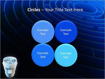 Brain Labyrinth PowerPoint Templates - Slide 18