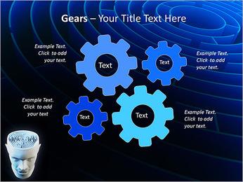 Brain Labyrinth PowerPoint Templates - Slide 27