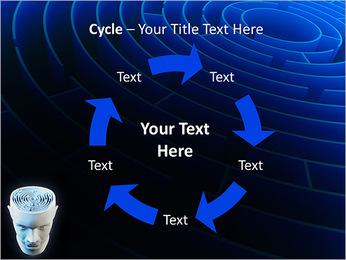 Brain Labyrinth PowerPoint Templates - Slide 42