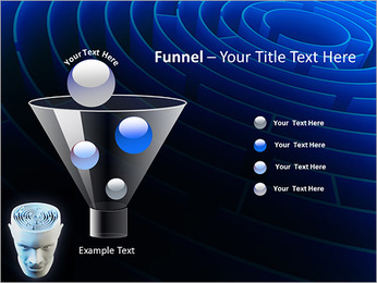 Brain Labyrinth PowerPoint Templates - Slide 43
