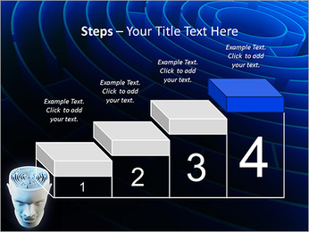 Brain Labyrinth PowerPoint Templates - Slide 44