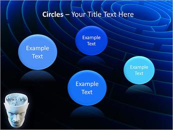 Brain Labyrinth PowerPoint Templates - Slide 57