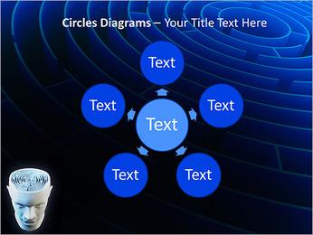 Brain Labyrinth PowerPoint Templates - Slide 58