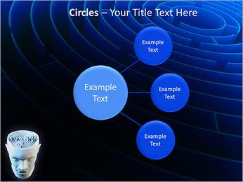 Brain Labyrinth PowerPoint Templates - Slide 59