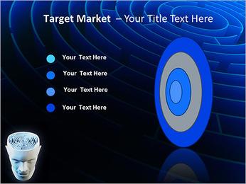 Brain Labyrinth PowerPoint Templates - Slide 64