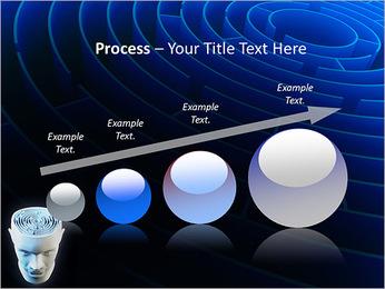 Brain Labyrinth PowerPoint Templates - Slide 67