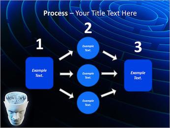 Brain Labyrinth PowerPoint Templates - Slide 72