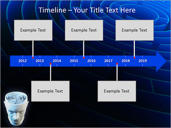 Brain Labyrinth PowerPoint Templates - Slide 8