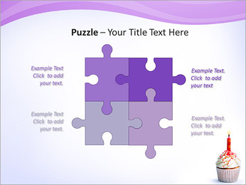 Birthday Cake PowerPoint Template - Slide 23
