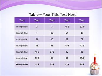 Birthday Cake PowerPoint Template - Slide 35