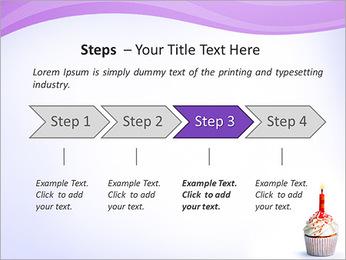 Birthday Cake PowerPoint Template - Slide 4