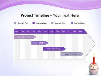 Birthday Cake PowerPoint Template - Slide 5