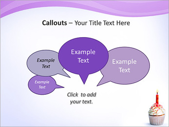 Birthday Cake PowerPoint Template - Slide 53
