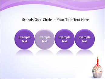 Birthday Cake PowerPoint Template - Slide 56