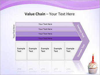 Birthday Cake PowerPoint Template - Slide 7