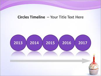 Birthday Cake PowerPoint Template - Slide 9