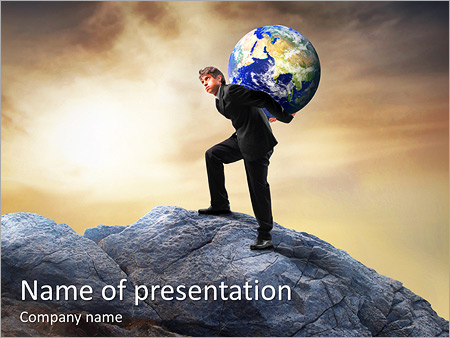 Save Planet PowerPoint Templates