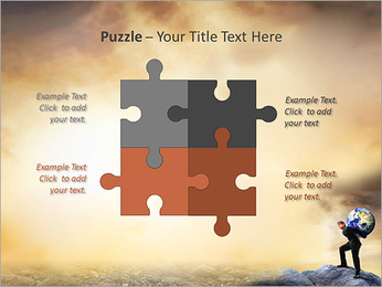 Save Planet PowerPoint Template - Slide 23