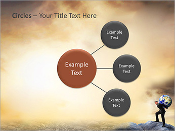 Save Planet PowerPoint Template - Slide 59
