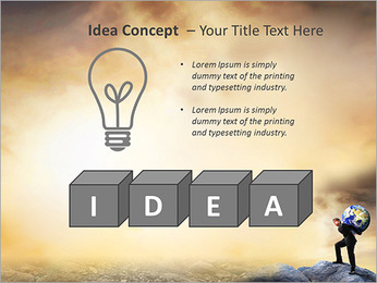 Save Planet PowerPoint Template - Slide 60