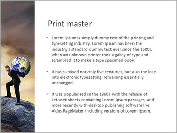 Save Planet PowerPoint Template - Slide 76