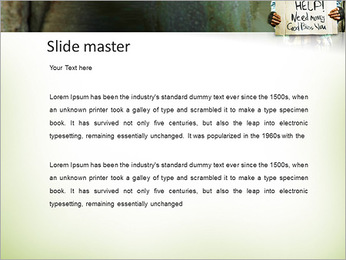 Need Money PowerPoint Templates - Slide 2