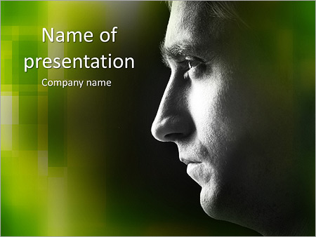 Life Tragedy PowerPoint Templates