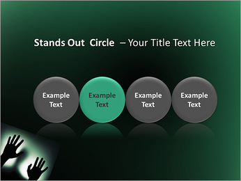 Human Shade PowerPoint Template - Slide 56