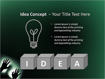 Human Shade PowerPoint Template - Slide 60