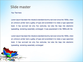 Global Crisis PowerPoint Template - Slide 2