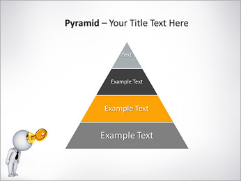 Key To Brain PowerPoint Templates - Slide 10
