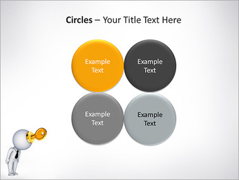 Key To Brain PowerPoint Templates - Slide 18
