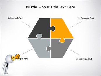 Key To Brain PowerPoint Templates - Slide 20