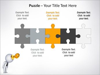 Key To Brain PowerPoint Templates - Slide 21