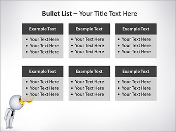 Key To Brain PowerPoint Templates - Slide 36