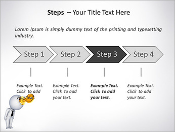 Key To Brain PowerPoint Templates - Slide 4