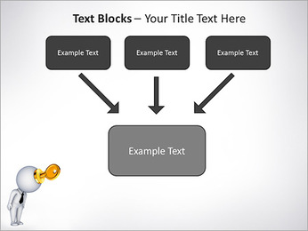 Key To Brain PowerPoint Templates - Slide 50