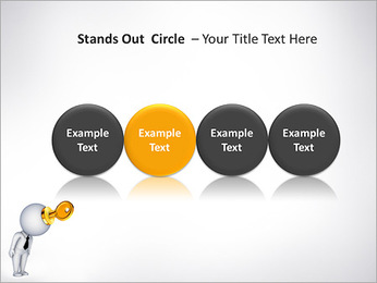 Key To Brain PowerPoint Templates - Slide 56