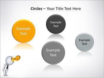 Key To Brain PowerPoint Templates - Slide 57