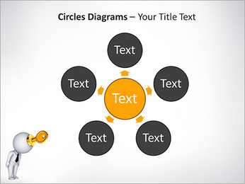 Key To Brain PowerPoint Templates - Slide 58