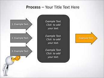 Key To Brain PowerPoint Templates - Slide 65