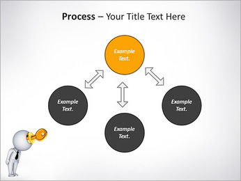 Key To Brain PowerPoint Templates - Slide 71