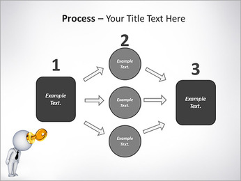 Key To Brain PowerPoint Templates - Slide 72
