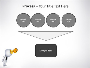Key To Brain PowerPoint Templates - Slide 73