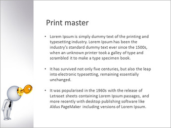 Key To Brain PowerPoint Templates - Slide 76
