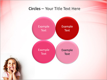 Funny Girl PowerPoint Template - Slide 18