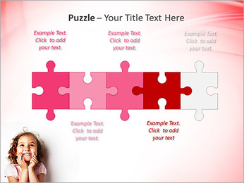 Funny Girl PowerPoint Template - Slide 21