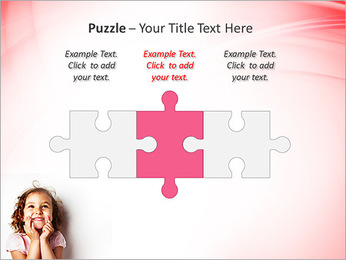Funny Girl PowerPoint Template - Slide 22