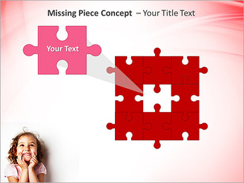 Funny Girl PowerPoint Template - Slide 25