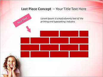 Funny Girl PowerPoint Template - Slide 26